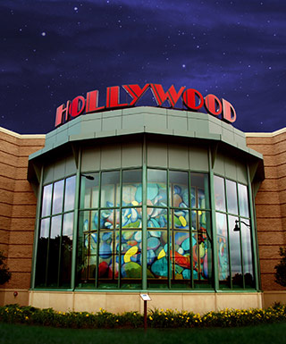 Hollywood Casino Bangor Front