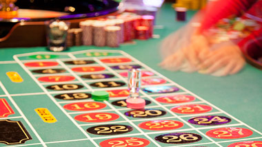 bet on roulette wheel