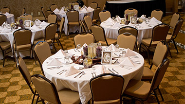 Lancaster Table Setting